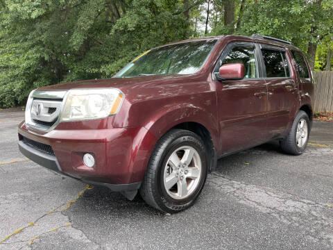 2009 Honda Pilot for sale at Peach Auto Sales in Smyrna GA