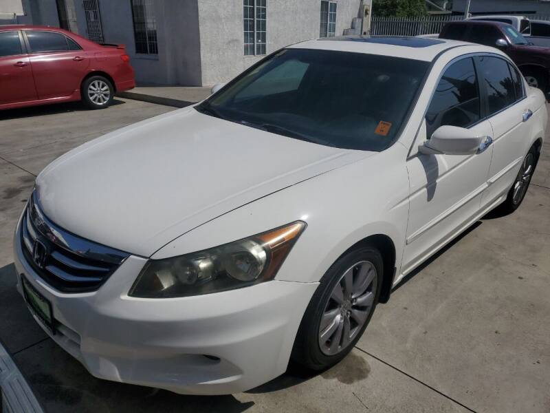 2011 Honda Accord for sale at Express Auto Sales in Los Angeles CA