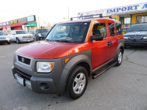 2003 Honda Element for sale at Import Auto World in Hayward CA