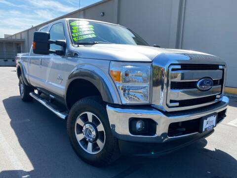 2015 Ford F-250 Super Duty for sale at Xtreme Truck Sales in Woodburn OR