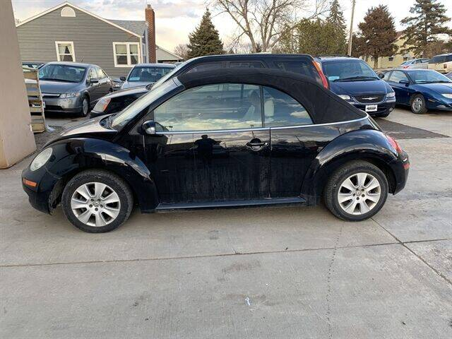 2008 Volkswagen New Beetle Convertible for sale at Daryl's Auto Service in Chamberlain SD