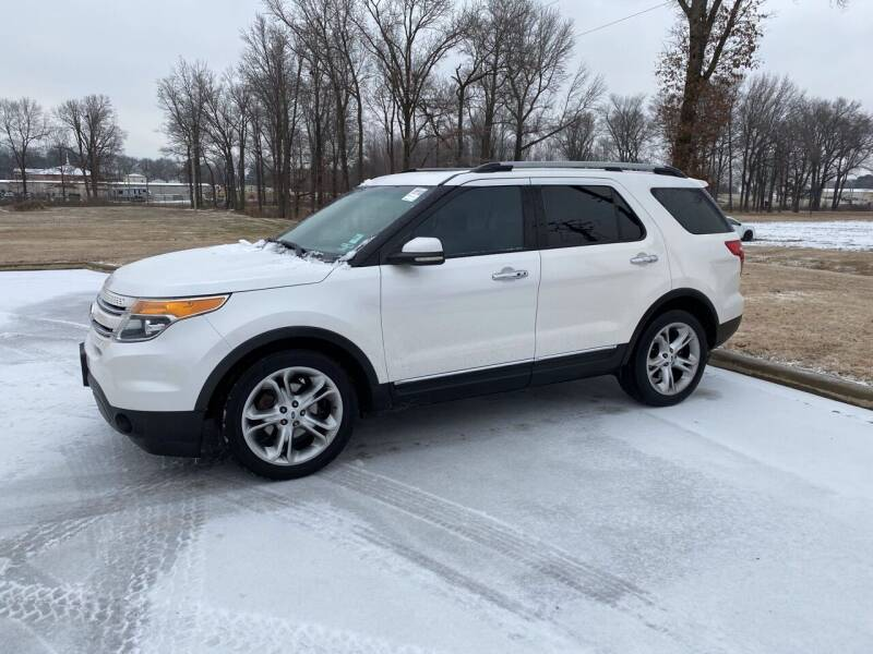 2013 Ford Explorer for sale at Drive in Leachville AR