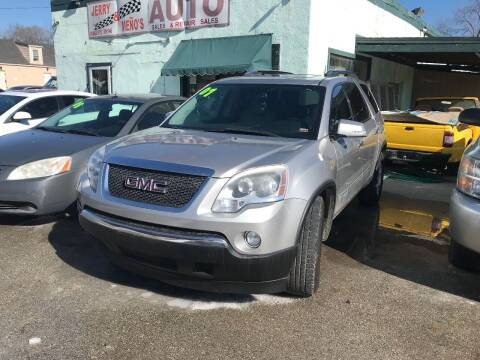 2007 GMC Acadia for sale at Jerry & Menos Auto Sales in Belton MO