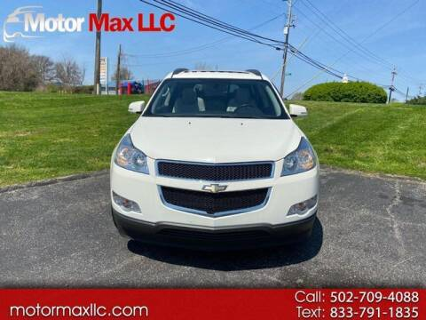 2011 Chevrolet Traverse for sale at Motor Max Llc in Louisville KY