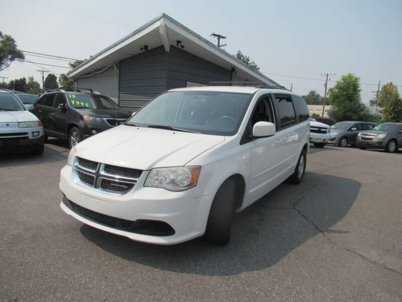 2012 Dodge Grand Caravan for sale at Crown Auto in South Salt Lake UT