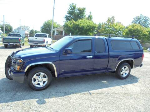 2009 Chevrolet Colorado for sale at B & G AUTO SALES in Uniontown PA