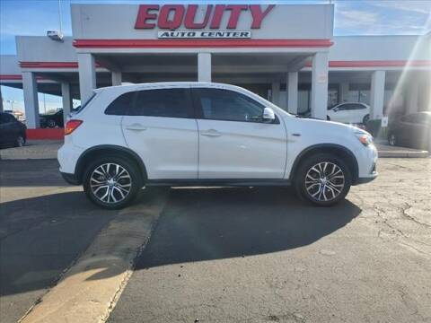 2018 Mitsubishi Outlander Sport for sale at EQUITY AUTO CENTER in Phoenix AZ