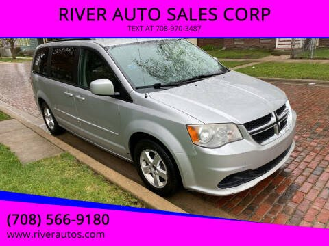 2012 Dodge Grand Caravan for sale at RIVER AUTO SALES CORP in Maywood IL
