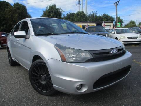 2010 Ford Focus for sale at Unlimited Auto Sales Inc. in Mount Sinai NY