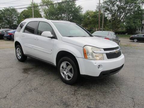 2008 Chevrolet Equinox for sale at St. Mary Auto Sales in Hilliard OH