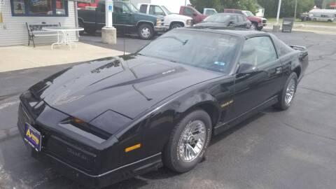 1984 Pontiac Firebird for sale at Advantage Auto Sales & Imports Inc in Loves Park IL