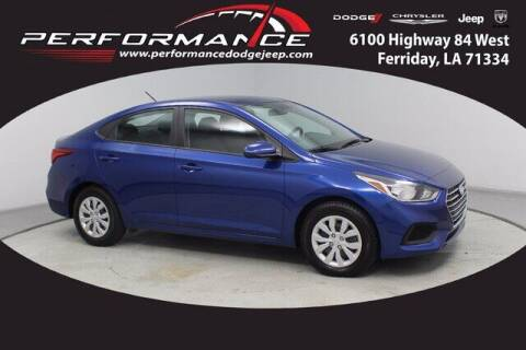 2019 Hyundai Accent for sale at Performance Dodge Chrysler Jeep in Ferriday LA
