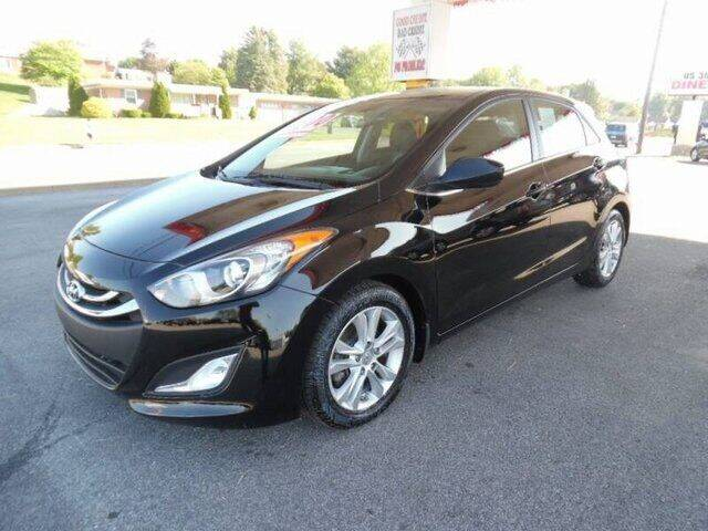 2013 Hyundai Elantra GT for sale at Ron's Automotive in Manchester MD