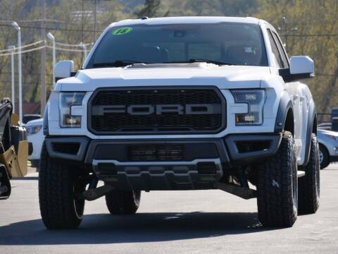 2018 Ford F-150 for sale at CLINT NEWELL USED CARS in Roseburg OR