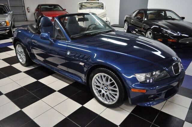 2001 BMW Z3 for sale at Podium Auto Sales Inc in Pompano Beach FL