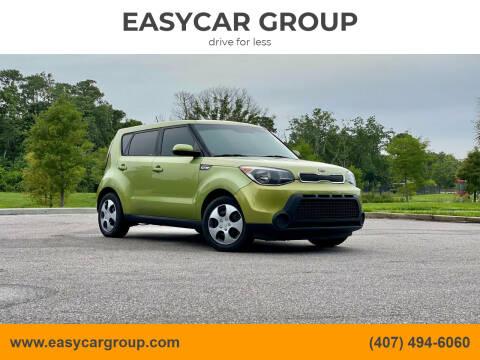 2015 Kia Soul for sale at EASYCAR GROUP in Orlando FL