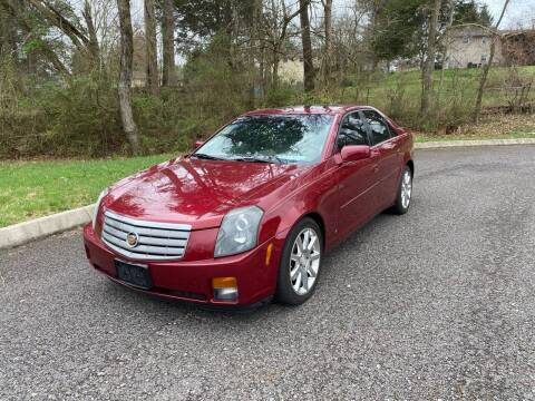 2006 Cadillac CTS for sale at Unique Auto Sales in Knoxville TN