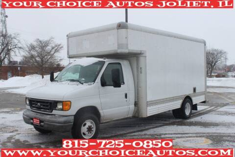 2007 Ford E-Series Chassis for sale at Your Choice Autos - Joliet in Joliet IL