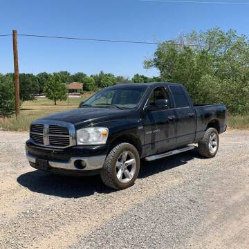 2007 Dodge Ram Pickup 1500 for sale at iDrive Auto Works in Colorado Springs CO