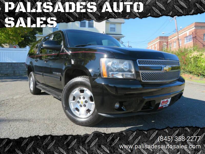 2011 Chevrolet Suburban for sale at PALISADES AUTO SALES in Nyack NY