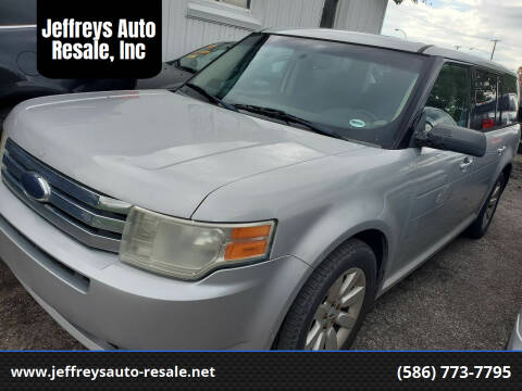 2009 Ford Flex for sale at Jeffreys Auto Resale, Inc in Clinton Township MI