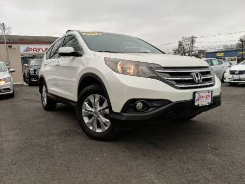 2012 Honda CR-V for sale at PAYLESS CAR SALES of South Amboy in South Amboy NJ