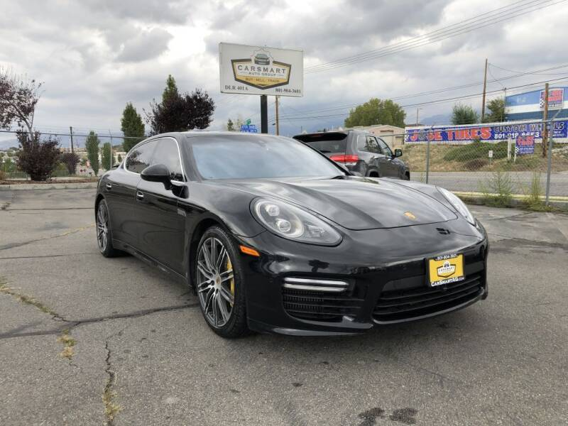 2014 Porsche Panamera for sale at CarSmart Auto Group in Murray UT