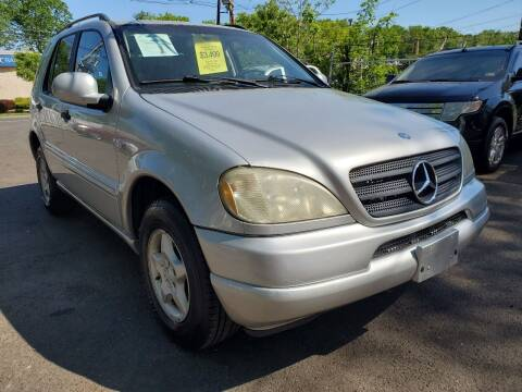 2000 Mercedes-Benz M-Class for sale at New Plainfield Auto Sales in Plainfield NJ