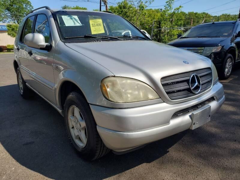 2000 Mercedes-Benz M-Class for sale at New Plainfield Auto Sales in Plainfield NJ