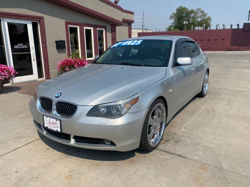 2007 BMW 5 Series for sale at Sexton's Car Collection Inc in Idaho Falls ID