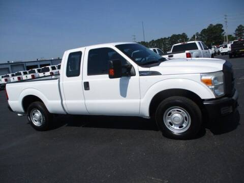 2012 Ford F-250 Super Duty for sale at GOWEN WHOLESALE AUTO in Lawrenceburg TN
