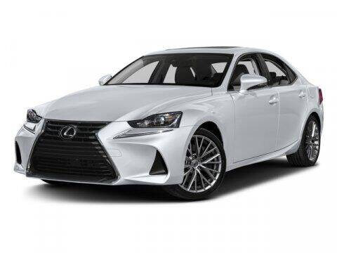 2017 Lexus IS 200t for sale at BEAMAN TOYOTA in Nashville TN