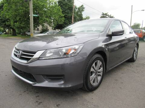 2015 Honda Accord for sale at PRESTIGE IMPORT AUTO SALES in Morrisville PA