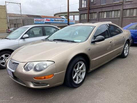 2003 Chrysler 300M for sale at Aberdeen Auto Sales in Aberdeen WA