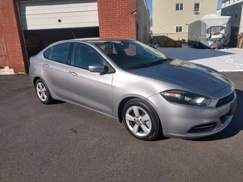 2015 Dodge Dart for sale at A J Auto Sales in Fall River MA