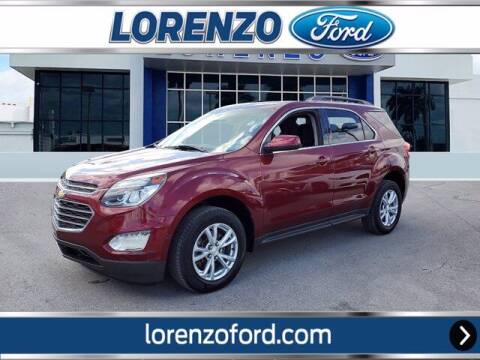 2016 Chevrolet Equinox for sale at Lorenzo Ford in Homestead FL