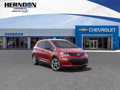 2021 Chevrolet Bolt EV for sale at Herndon Chevrolet in Lexington SC