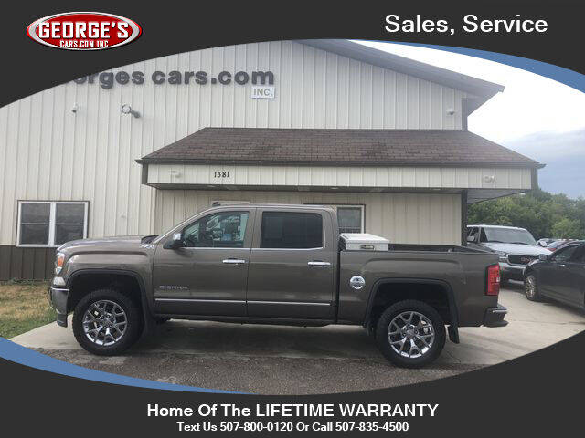 2014 GMC Sierra 1500 for sale at GEORGE'S CARS.COM INC in Waseca MN