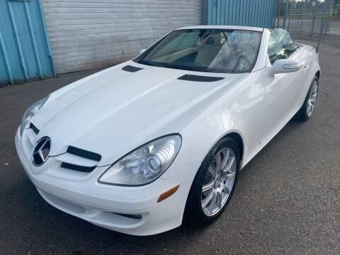 2005 Mercedes-Benz SLK for sale at South Tacoma Motors Inc in Tacoma WA