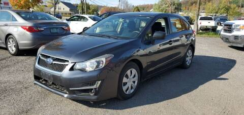 2015 Subaru Impreza for sale at Village Car Company in Hinesburg VT