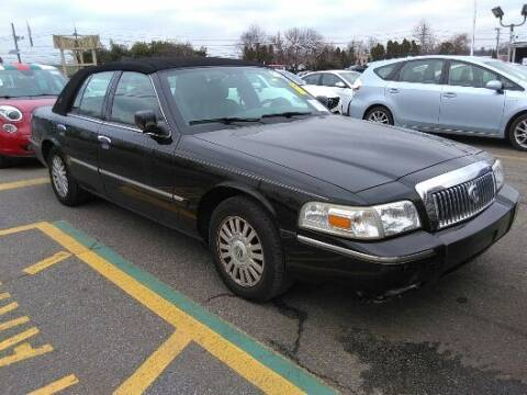 2008 Mercury Grand Marquis for sale at Action Automotive Service LLC in Hudson NY