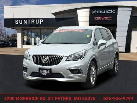 2018 Buick Envision for sale at SUNTRUP BUICK GMC in Saint Peters MO