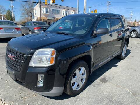 2015 GMC Terrain for sale at Better Auto in South Darthmouth MA