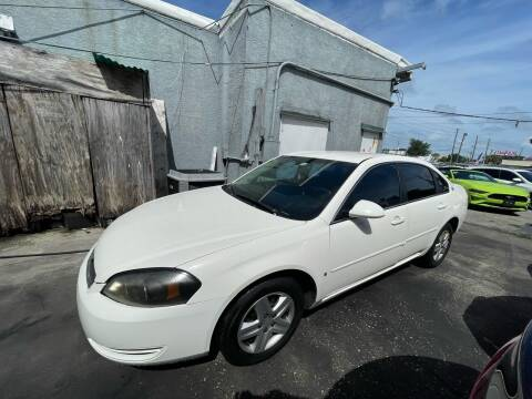 2007 Chevrolet Impala for sale at P J Auto Trading Inc in Orlando FL