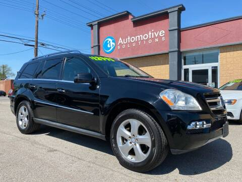 2011 Mercedes-Benz GL-Class for sale at Automotive Solutions in Louisville KY