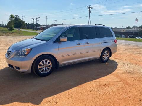 2009 Honda Odyssey for sale at GTO United Auto Sales LLC in Lawrenceville GA