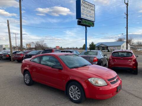 2009 Chevrolet Cobalt for sale at AFFORDABLY PRICED CARS LLC in Mountain Home ID