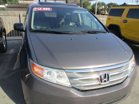 2011 Honda Odyssey for sale at Z Motors in Chattanooga TN