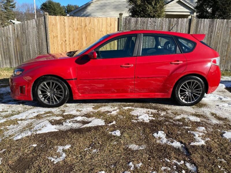 2011 Subaru Impreza for sale at ALL Motor Cars LTD in Tillson NY