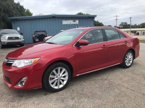 2013 Toyota Camry Hybrid for sale at 9-5 AUTO in Topeka KS